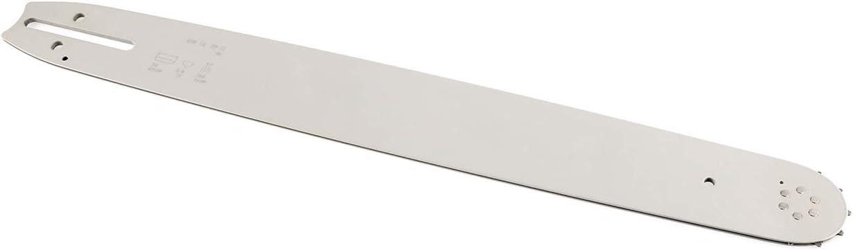 Guide S/ägenspezi 50cm 3//8 72 maillons 1,5mm pour Jonsered 2077