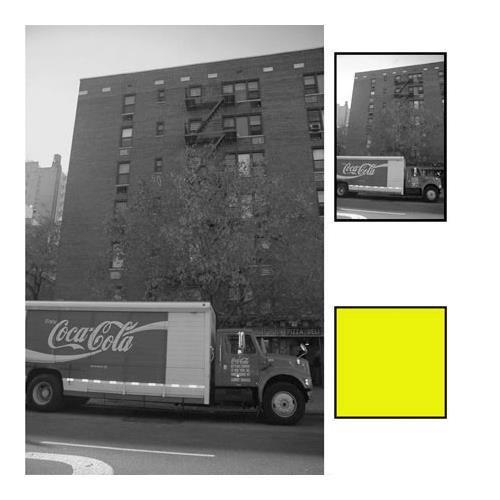 Tiffen B60#8 Glass Bayonet Mount Filter - Yellow by Tiffen