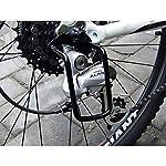 Mein-HERZ-2-PCS-Protezione-Cambio-MTB-per-Proteggere-Cambio-Posteriore-Protezione-Deragliatore-per-Bicicletta-Protezione-per-Cambio-Posteriore-in-Metallo-Nero-Protezione-per-Accessori-da-Ciclismo