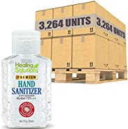 Healing Solutions Hand Sanitizer 12 Pack