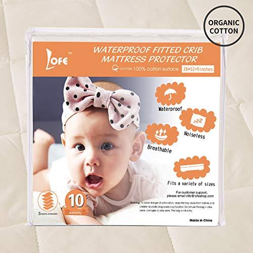 la baby organic mattress - 5