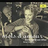 Anne Sofie von Otter - Mots d'amour