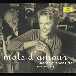 Mots D'Amour: Songs By Cecile Chaminade