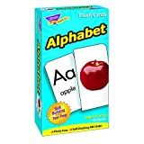 TREND ENTERPRISES INC. FLASH CARDS ALPHABET 80/BOX (Set of 12)