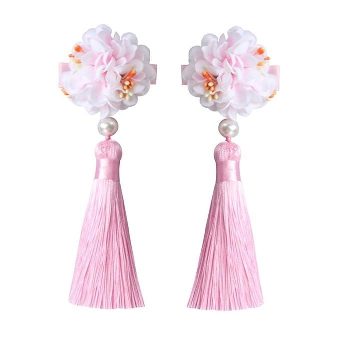 Amazon.com: tracfy bebé niñas accesorios para el pelo chino ...