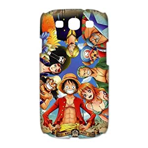 One Piece Luffy Nami Zoro Covers Cases for Samsung Galaxy S3 I9300 Shell Protectors