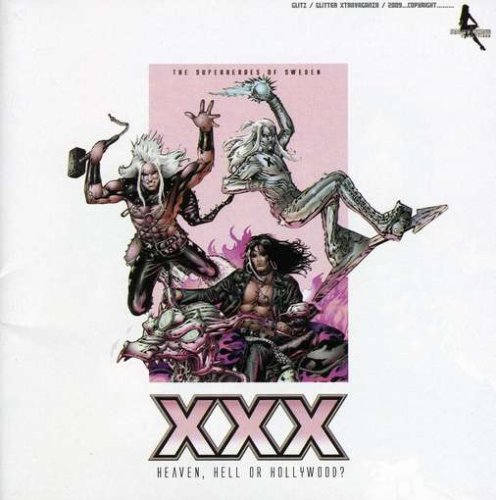 XXX: Heaven, Hell Or Hollywood? (Audio CD)