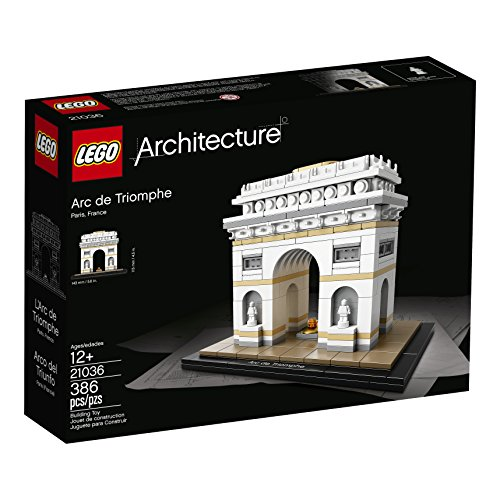 The 25 Coolest LEGO Architecture Sets