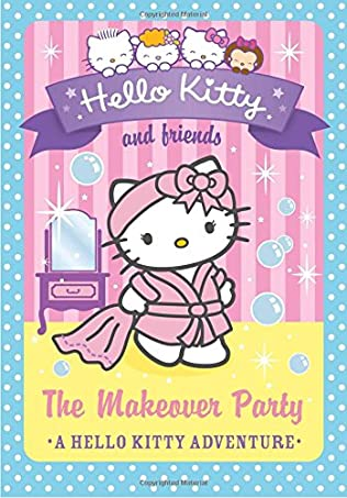 book cover of The Makeover Party