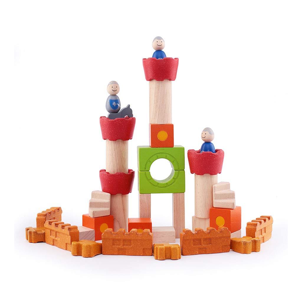 【正規取扱店】 LIUFS-TOY 子供のビルディングブロックおもちゃ早期教育木製のマッチシーンの組み合わせ木製のブロック誕生日プレゼント B07QTW7QKN (色 (色 : オレンジ) オレンジ) オレンジ B07QTW7QKN, パネル式組立収納家具パネパネ:52fab1da --- vezam.lt