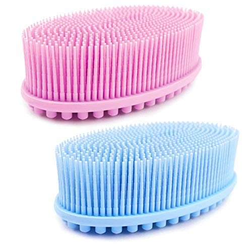 pink face scrubber - 7
