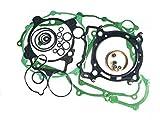 yfz 450 engine rebuild kit - Complete Engine Rebuild Gasket Gaskets Seal O-ring Kit Set for Yamaha YFZ 450
