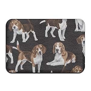 Beagles Beagle puerta alfombrillas alfombrillas de al aire libre