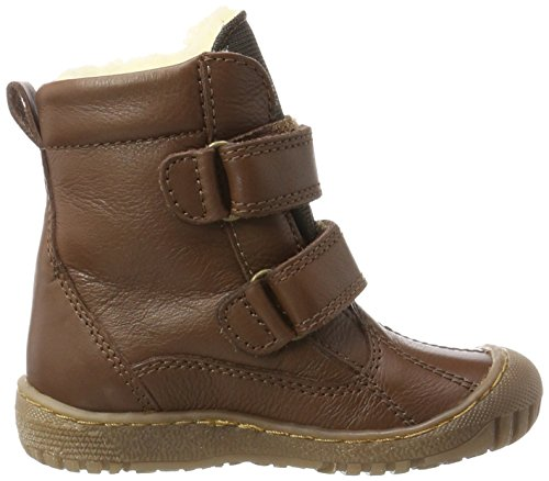 Boots Stiefel 481 Move Marron Halbchaft Chestnut by Unisex Mixte Melton Kinder Move Enfant Rangers xA8fw8Yq1U