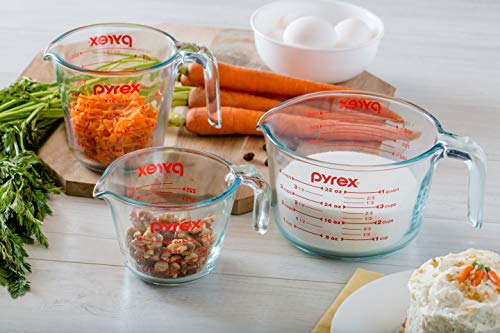 16% savings on Pyrex measuring cups