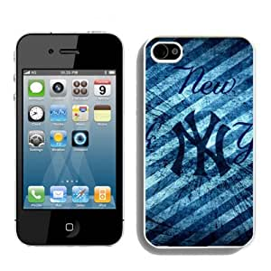 New York Yankees Iphone 4S Or Iphone 4 Case For MLB Fans By zeroCase
