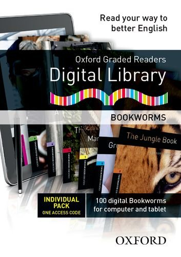 Read Online Oxford Graded Readers Digital Library: Individual Pack: Read your way to better English pdf