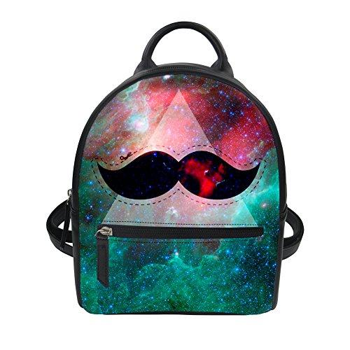 Idea E Zaino verde Moustache4 Abbracci cc2263z4 Quotidiano xZw6qF7