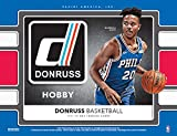 2017-18 Donruss Basketball Hobby Box (24 Packs/10 Cards: 1 Autograph, 1 Memorabilia, 24 Inserts)