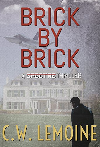 Brick By Brick (Spectre Series Book 5) cover