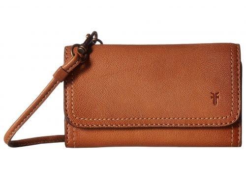 Frye(フライ) レディース 女性用 バッグ 鞄 バックパック リュック Lily Phone Crossbody - Tan [並行輸入品]   B07DN8JJ4C