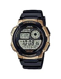 Reloj Casio World Time Illuminator para Hombres 45mm
