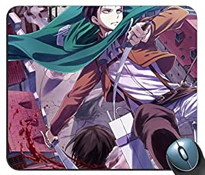Attack on Titan G8 v56 - Custom Mouse Pad by runtopwell