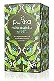 Pukka Herbs Organic Mint Matcha Green Tea 20 Bags For Sale