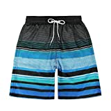 MILANKERR Men's Swim Suit Shorts for Men