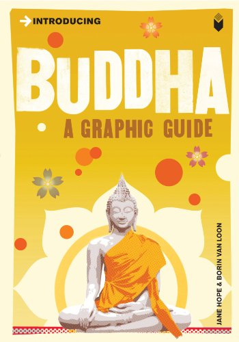 Introducing Buddha: A Graphic Guide (Introducing...) cover