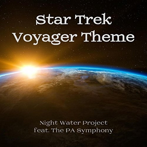 Star Trek Voyager Theme (feat. The PA Symphony) (Voyager Star Trek Theme The)