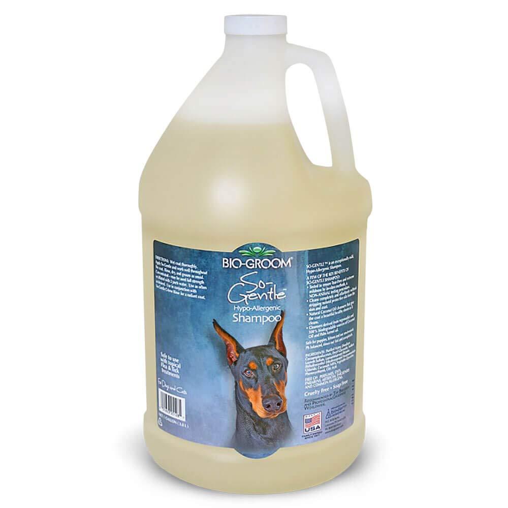 Bio-groom So-Gentle Hypo-Allergenic Pet Shampoo, 1-Gallon