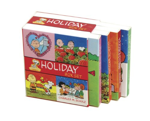 Peanuts Holiday Box Set (Miniature Editions)