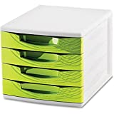 CEP Desktop Book Dividers, Green (CEP1064000301)