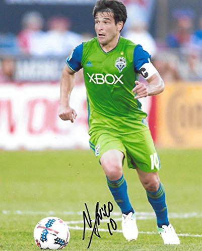 Nicolas Lodeiro, Seattle Sounders FC, Signed, Autographed, Soccer 8X10 Photo, a Coa with the Proof Photo of Nicolas Signing Will Be Included.
