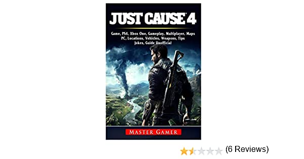 Just Cause 4 Game, PS4, Xbox One, Gameplay, Multiplayer, Maps, PC ...