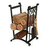 Enclume Hearth Collection Compact Curved Rack with Tools