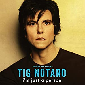 I'm Just a Person Audiobook