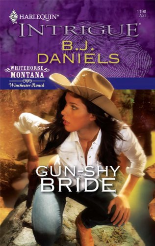 book cover of Gun-Shy Bride