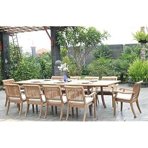 51uzcnIoc%2BL._SS300_ Teak Dining Tables & Teak Dining Sets