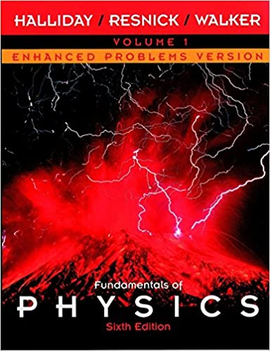 Fundamentals of physics extended, 6th edition: jearl walker.