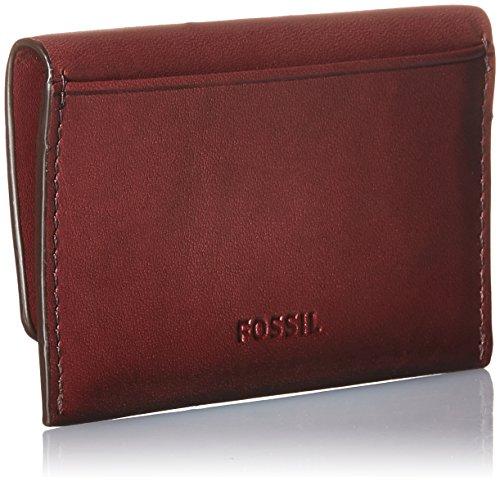 Paul Paul Card Wallet Men's Case Case Cordovan Card Fossil Cordovan Fossil Men's Wallet PE1EWw6qB