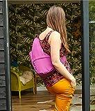 AmeriBag Classic Microfiber Healthy Back Bag tote