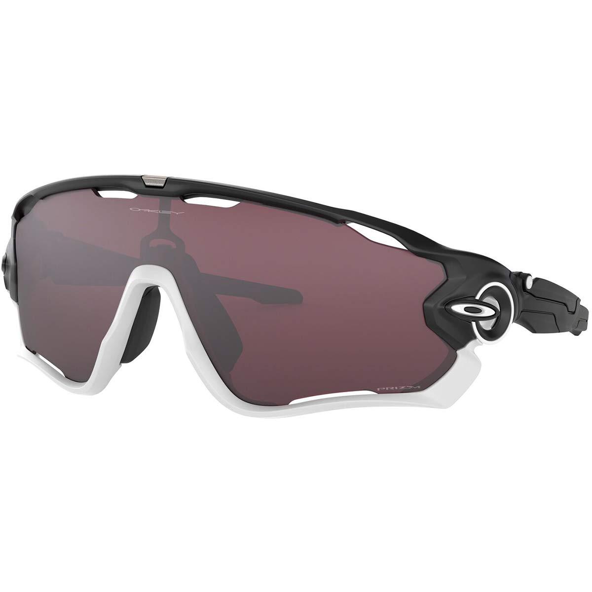 Oakley Men s Jawbreaker OO9290-09 Shield Sunglasses