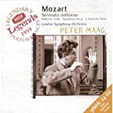 Decca Legends - Mozart: Serenata Notturna, K239 / Notturno, K286 / Symphony No. 32, K318 / 6 German Dances