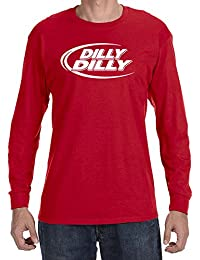 "<span class=""a-offscreen"">[Sponsored]</span>Dilly Dilly Long Sleeve T-Shirt"
