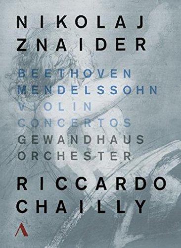 Beethoven & Mendelssohn: Violin Concertos (Violin Concerto Dvd)