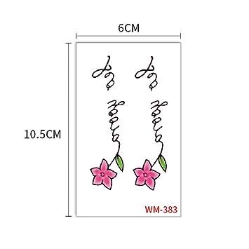 Flor de cerezo rosa pegatinas Bianhua flores flor de cerezo flor ...