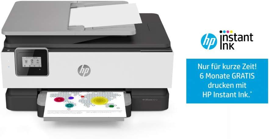 Hp Officejet 8012 Multifunctional Printer Computers Accessories
