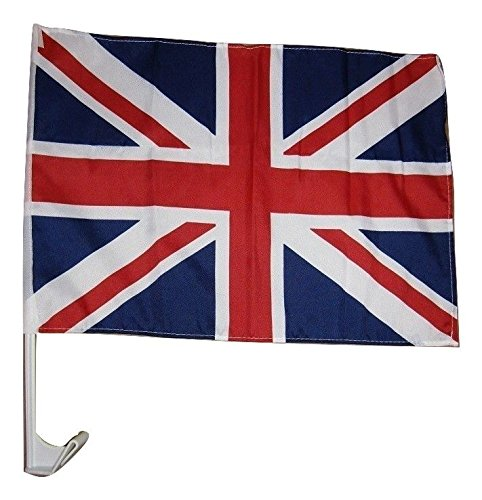Rescue Bravo Knife (ALBATROS 12 in x 18 in (Pack of 12) UK United Kindom England British Vehicle Flag for Home and Parades, Official Party, All Weather Indoors Outdoors)